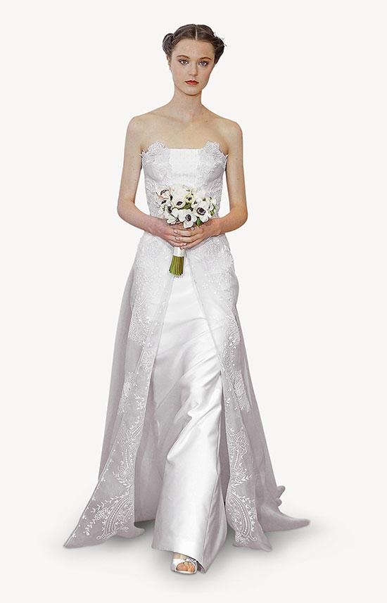 Свадебн�е пла��я Ка�олина Э��е�а 2014