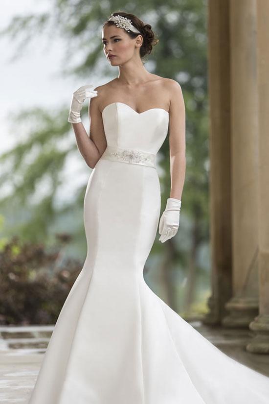 Рыбка свадебное платья