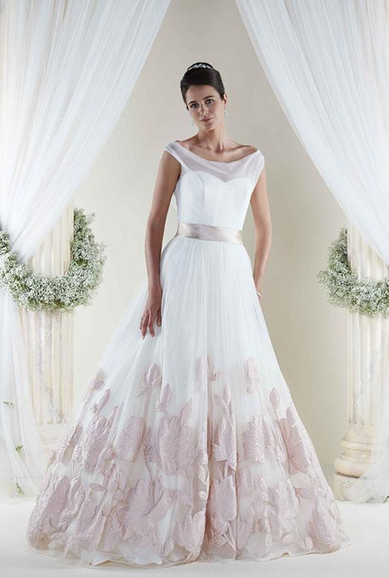 c9b22fd38e70b70 Свадебные платья 2014 - коллекции известных дизайнеров фото 6