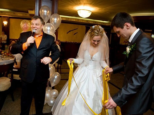 Вопросы для жениха и невесты на знание друг друга