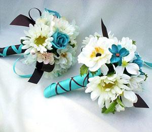 свадьба в бирюзовом цвете фото 12-1