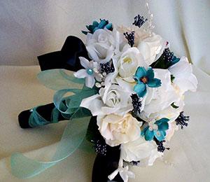свадьба в бирюзовом цвете фото 12-2