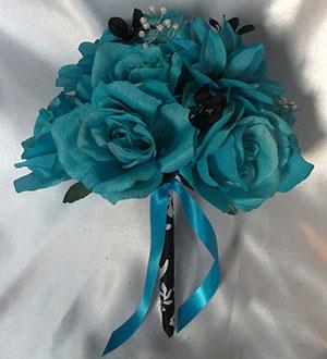 свадьба в бирюзовом цвете фото 12-4