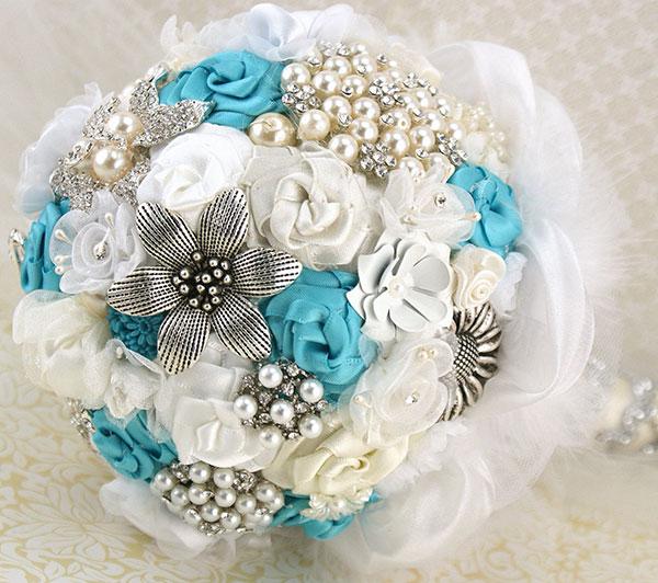 свадьба в бирюзовом цвете фото 12- 6