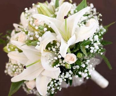 Свадебный букет из роз и гладиолусов, букеты миссис икс