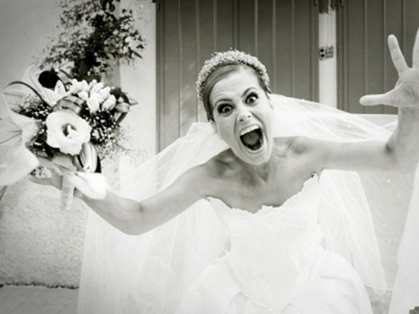 Всегда найдутся люди которым свадьба