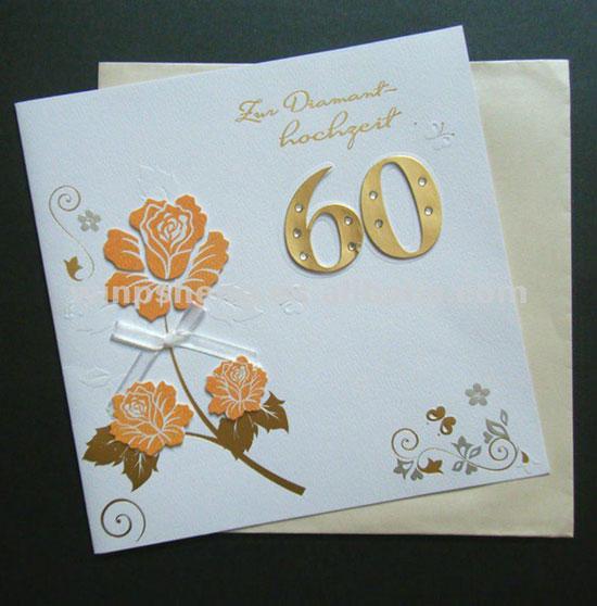 60 лет свадьбы это какая