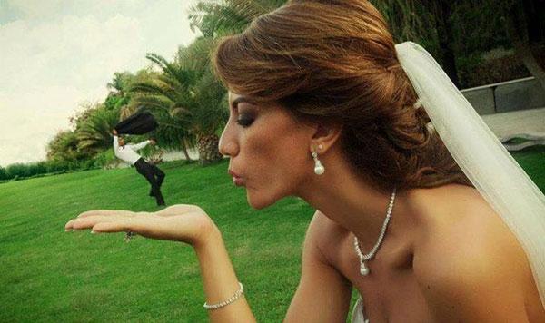 Самые неудачные свадебноы фото 1