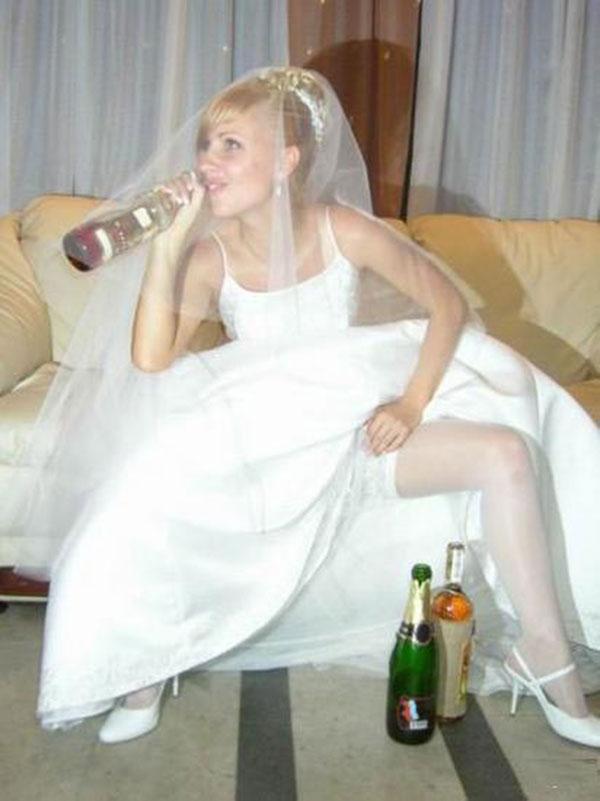 Самые неудачные свадебноы фото 15