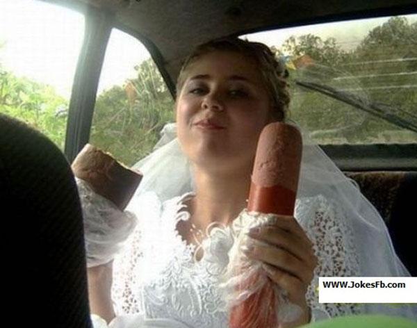 Самые неудачные свадебноы фото 20
