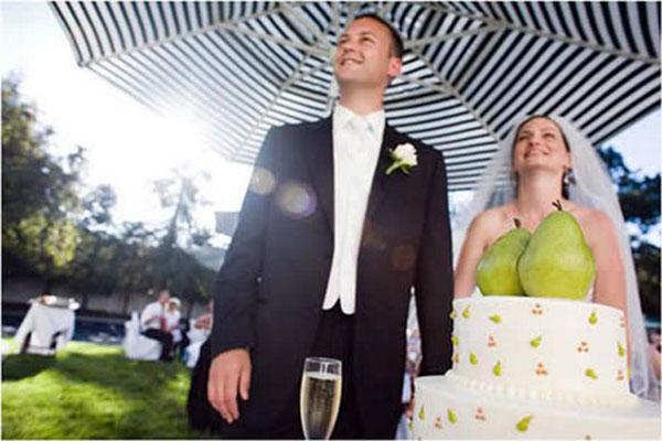 Самые неудачные свадебноы фото 21