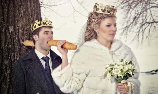 Самые неудачные свадебноы фото 5
