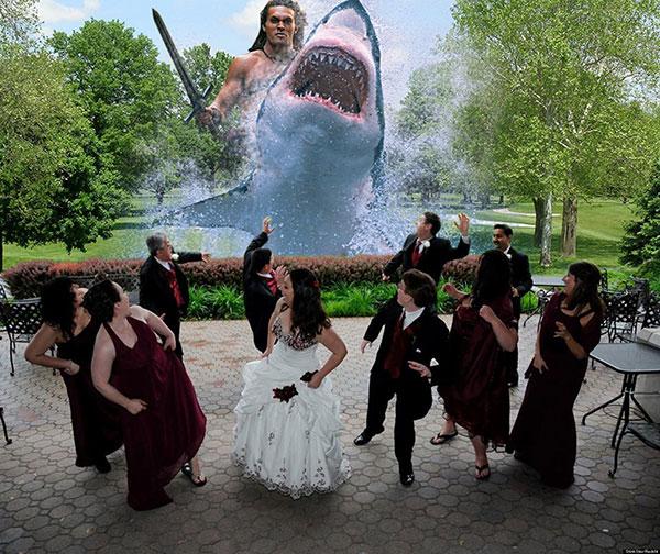 Самые неудачные свадебноы фото 8