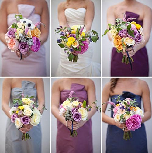 Сиреневая свадьба или свадьба в сиреневых тонах фото 12