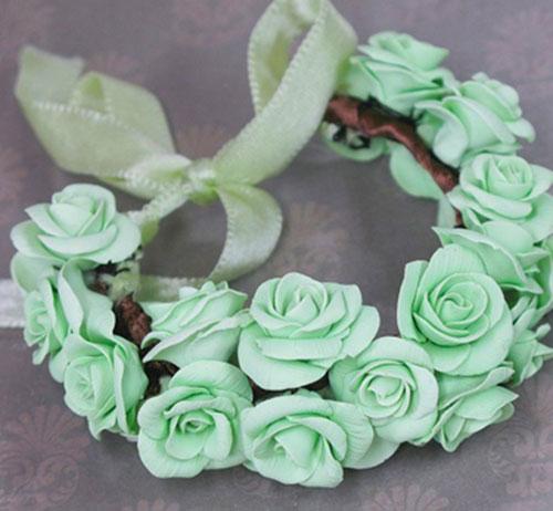 Мятная свадьба или свадьба в мятном цвете фото 10
