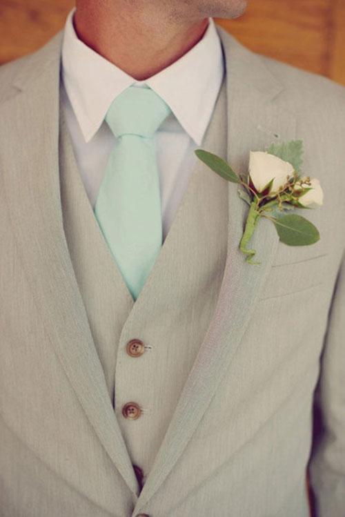 Мятная свадьба или свадьба в мятном цвете фото 13
