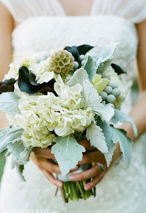 Мятная свадьба или свадьба в мятном цвете фото 18