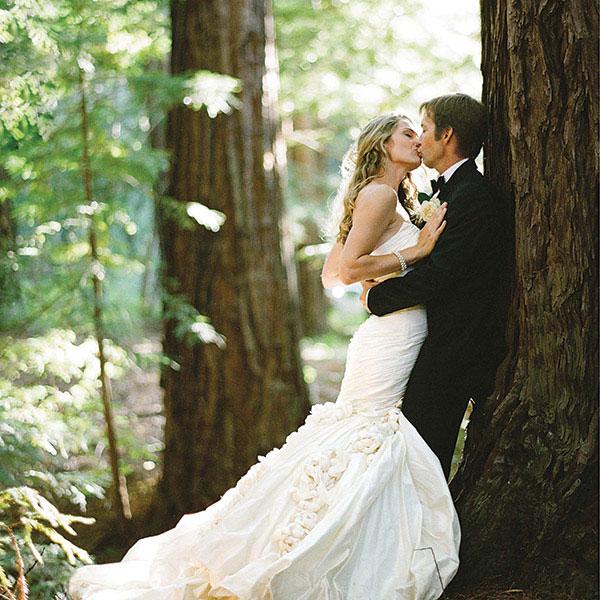 свадебные фотосессии зимой идеи фото