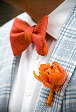 Оранжевая свадьба или свадьба в оранжевом цвете фото 10