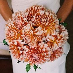 Оранжевая свадьба или свадьба в оранжевом цвете фото 12