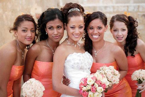 Оранжевая свадьба или свадьба в оранжевом цвете фото 15