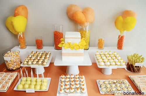 Оранжевая свадьба или свадьба в оранжевом цвете фото 18