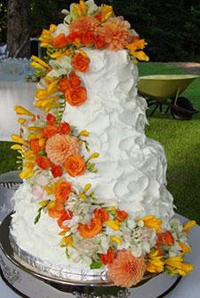 Оранжевая свадьба или свадьба в оранжевом цвете фото 20