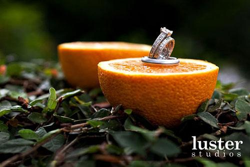 Оранжевая свадьба или свадьба в оранжевом цвете фото  4