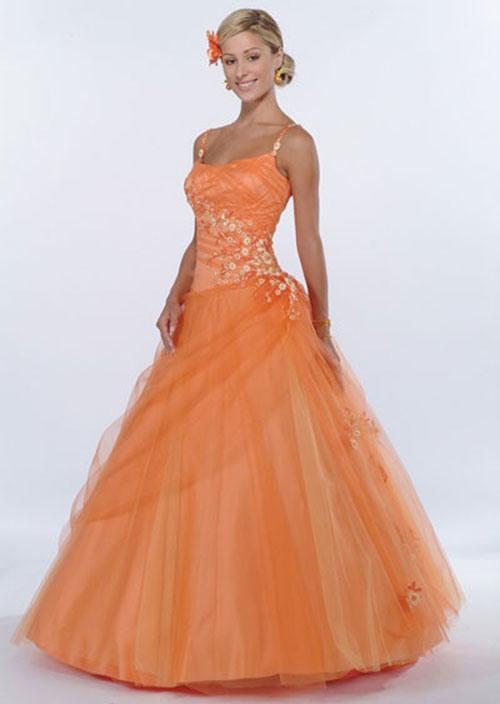 Оранжевая свадьба или свадьба в оранжевом цвете фото 7