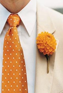 Оранжевая свадьба или свадьба в оранжевом цвете фото 11