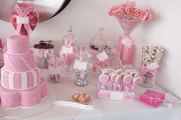 Свадьба в розовом цвете фото