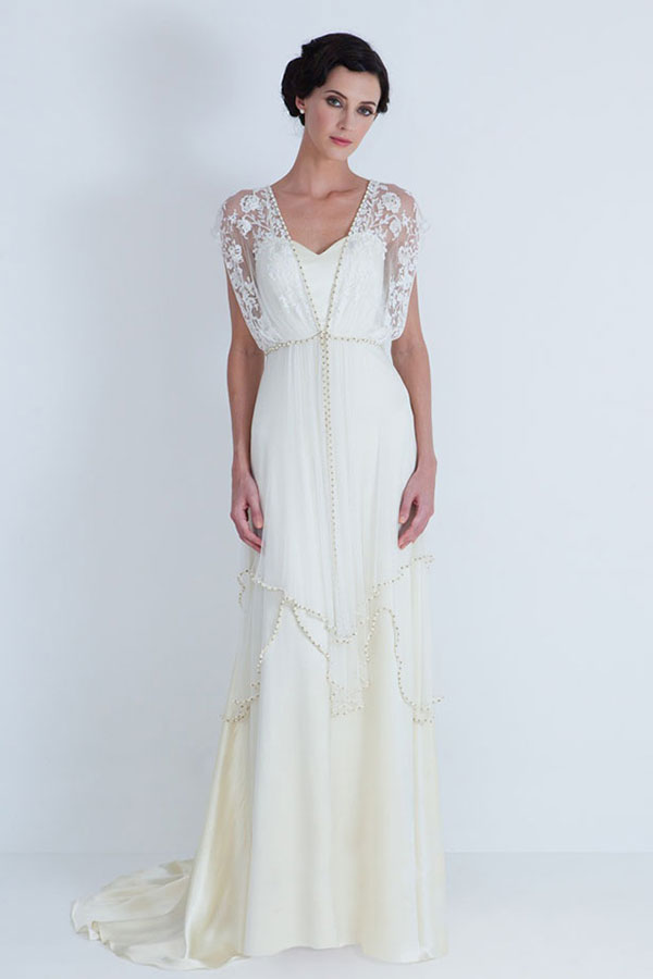 Свадебное платье ретро спб