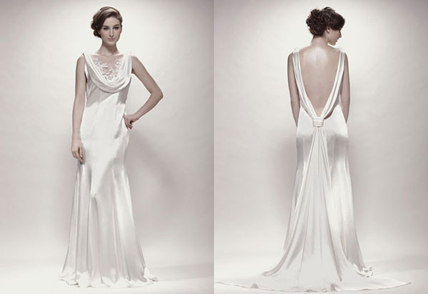 Свадебные платья в стиле ретро: фото, стиль разных эпох