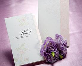 Фото приглашения на свадьбу весной