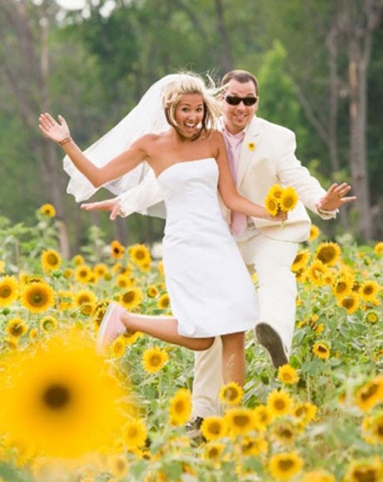 Пора для свадьбы
