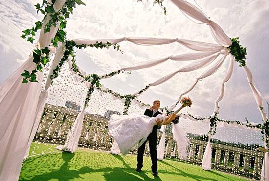 свадьба летом фото 7-1