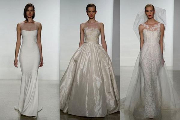 Свадебные платья известных дизайнеров