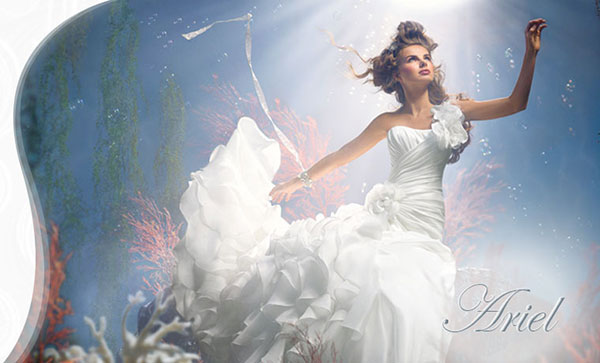 Свадебные платья 2011 года - фото