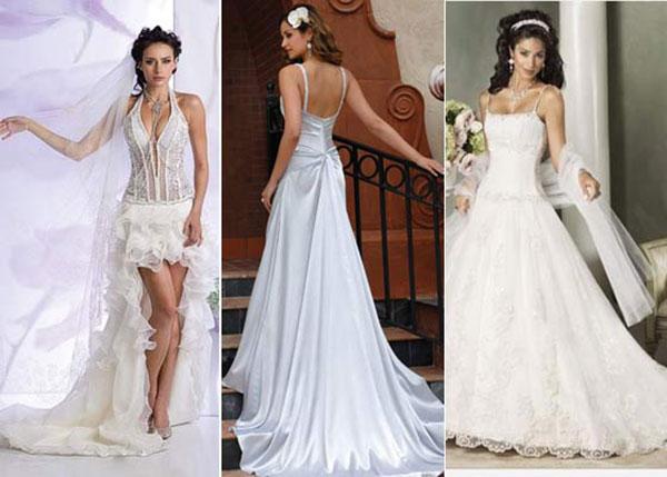 Свадебные платья со шлейфом: фото и