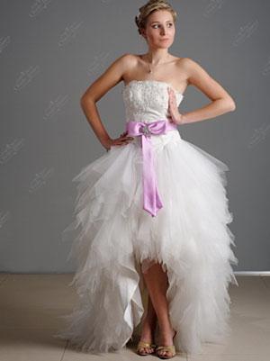 свадебное платье со шлейфом б/у, фото