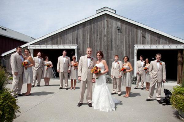 Свадьба в стиле рустик фото 10