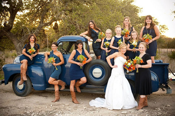 Свадьба в стиле рустик фото 15