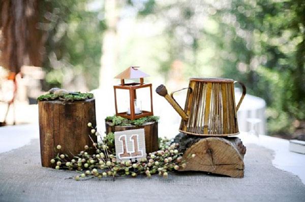 Свадьба в стиле рустик фото 19