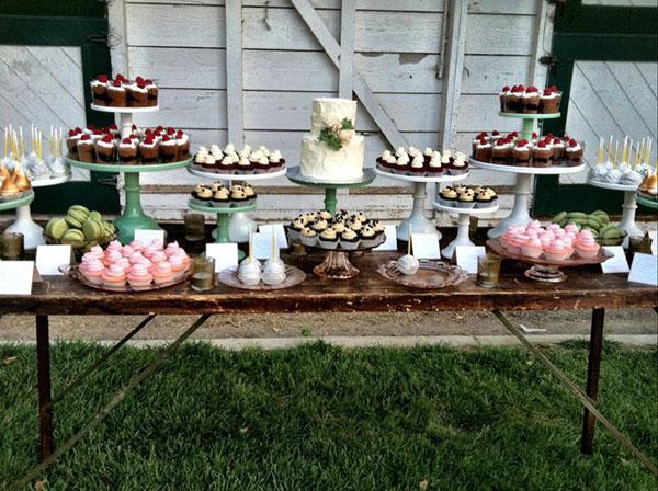 Свадьба в стиле рустик фото 23