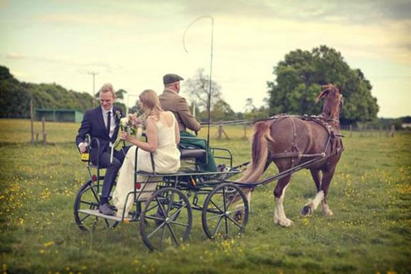 Свадьба в стиле рустик фото 24