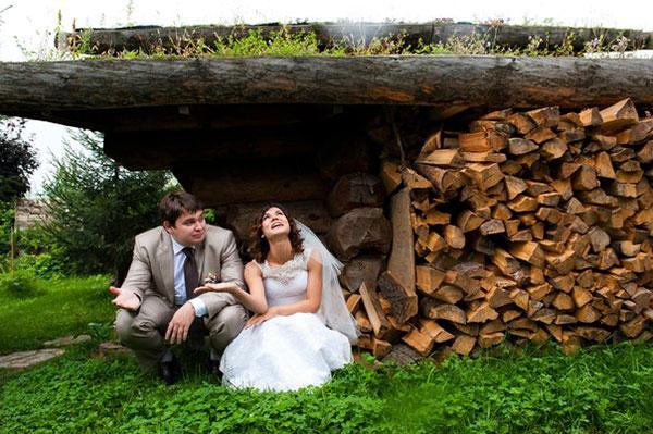 Свадьба в стиле рустик фото 5
