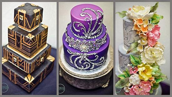 Свадебный торт и каравай фото 5