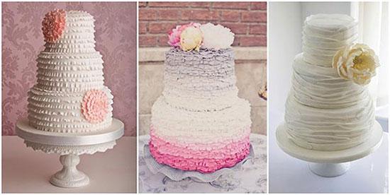 Свадебный торт и каравай фото 7