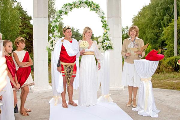 фото свадебных платьев греческих