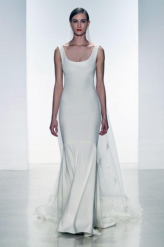 Весільні сукні 2015 з фото. Модні весільні тенденції. 177aa108bf2e8